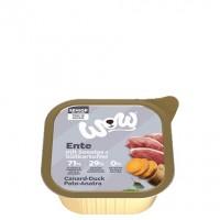 WOW! Senior KACHNA se sladkým bramborem 150 g