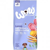 WOW! Adult Fresh Meat Lamb 6 kg