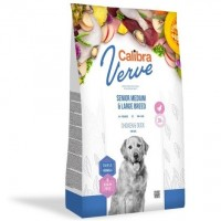 Calibra Dog Verve GF Senior Medium & Large Chicken & Duck 12 kg