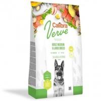 Calibra Dog Verve GF Adult Medium & Large Salmon Herring 12 kg