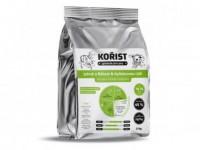 Kořist granule Jehně s Býkem a bylinkovou rýží 25/14  3 kg