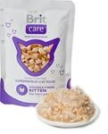 Brit Care Cat kaps. - Kitten Chicken & Cheese 80 g