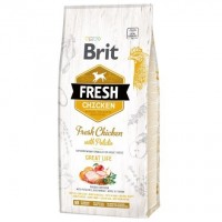 Brit Fresh Chicken Potato Adult Great Life 12 kg