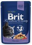 Brit Premium Cat kaps. - Cod Fish 100 g