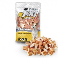 Calibra Joy Dog Mini Chicken Cod Sandwich 70 g