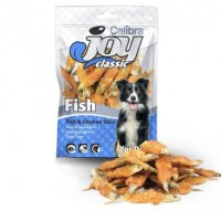Calibra Joy Dog Fish Chicken Slice 80 g