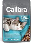 Calibra Cat kaps.- pstruh a losos v omáčce 100 g