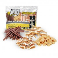Calibra Joy Dog Multipack Fish Chicken Mix 4x70 g