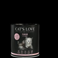 Cats Love Junior Kuře 400 g