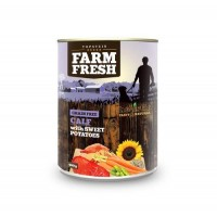 Topstein Farm Fresh Calf with Sweet Potatoes 800 g