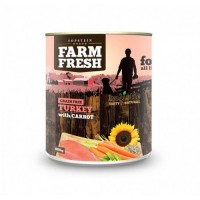 Topstein Farm Fresh Turkey with Carrot 800 g