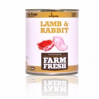 Topstein Farm Fresh Lamb Rabbit 800 g