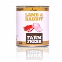 Topstein Farm Fresh Lamb Rabbit 800 g