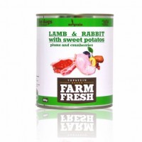 Topstein Farm Fresh Lamb Rabbit with Sweet Potato Plum 800 g
