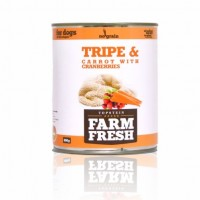 Topstein Farm Fresh Tripe Carrot with Cranberries 800 g