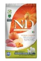 N&D Grain Free Pumpkin DOG Adult M/L Boar & Apple 2,5 kg