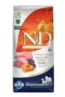 N&D Grain Free Pumpkin DOG Adult M/L Lamb & Blueberry 2,5 kg