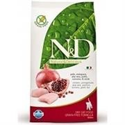N&D Grain Free Cat KITTEN Chicken & Pomegranate 1,5kg