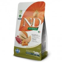 N&D GF Pumpkin Cat Duck/Cantaloupe melon 1,5 kg