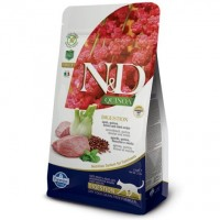 N&D GF Quinoa Cat Digestion Lamb/Fennel 1,5 kg