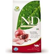 N&D Grain Free CAT Adult Chicken/Pomegranate 1,5kg