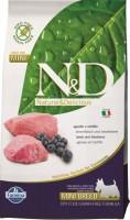 N&D PRIME Dog Grain Free Adult Mini Lamb & Blueberry 7 kg