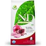 N&D Grain Free DOG Puppy Large Chicken & Pomegranate 2,5 kg