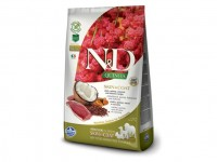 N&D GF Quinoa DOG Skin&Coat Duck&Coconut 7 kg