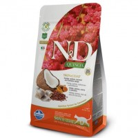 N&D GF Quinoa Cat Skin Coat Herring/Coconut 1,5 kg