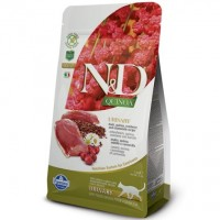 N&D GF Quinoa Cat Urinary Duck/Cranberry 1,5 kg