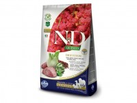 N&D GF Quinoa DOG Digestion Lamb&Fennel 7kg