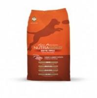 Nutra Gold Turkey & Sweet Potato GRAIN FREE 2 x 13,6 kg - DOPRAVA ZDARMA