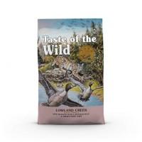 Taste of the Wild Lowland Creek Feline 2 x 6,6 kg